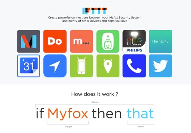 myfox-ifttt