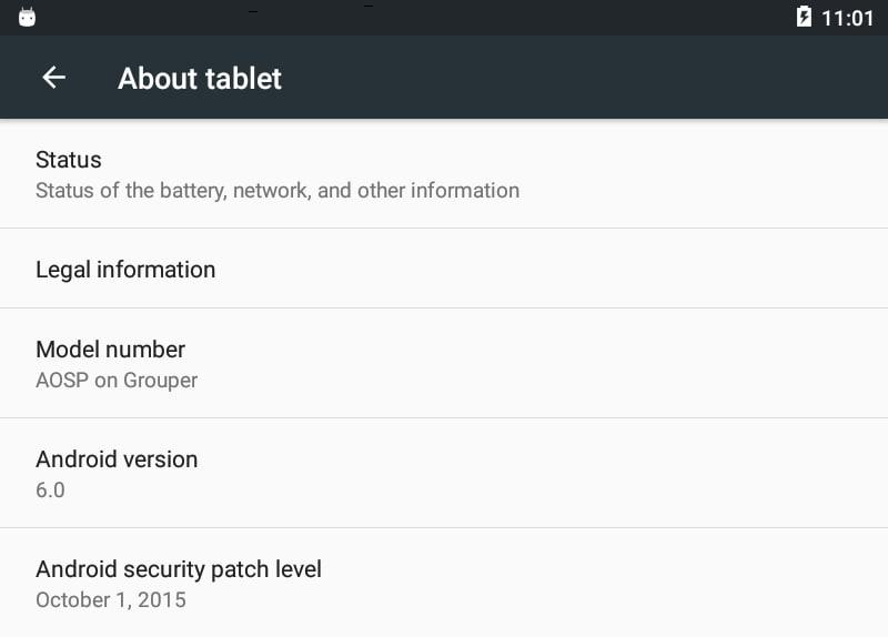 Anche Galaxy Nexus e Nexus 7 (2012) ricevono Marshmallow