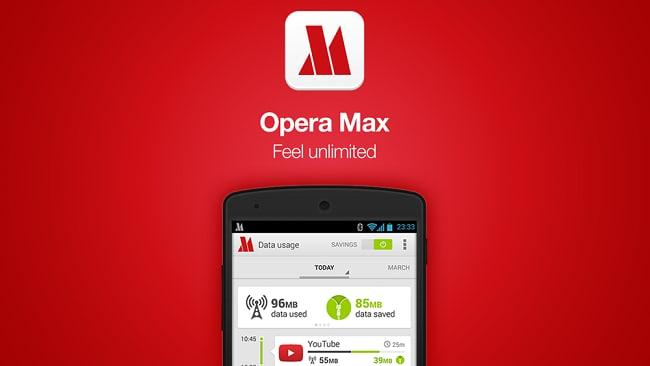 Opera Max: più veloce e sicuro, dopo l'ultimo aggiornamento