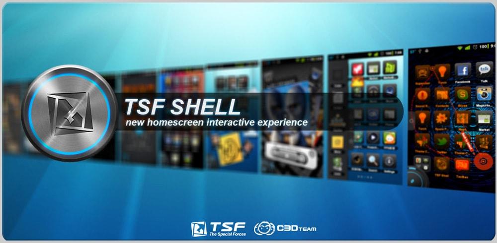 tsf shell
