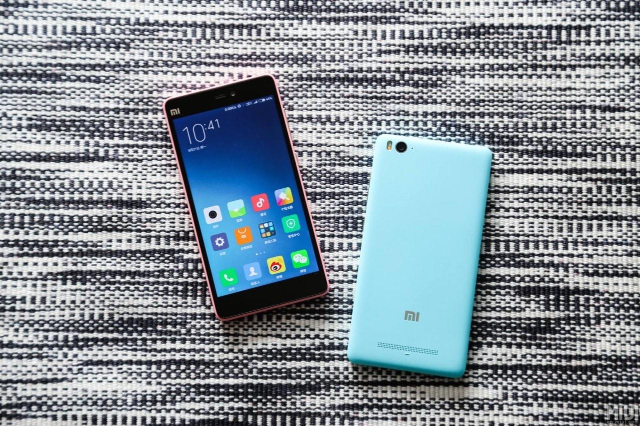 Produzione e torture di uno Xiaomi Mi 4C (video)