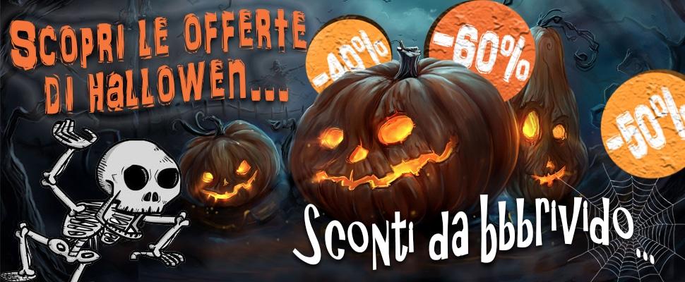Yeppon si tinge di arancio e lancia le sue offerte per Halloween