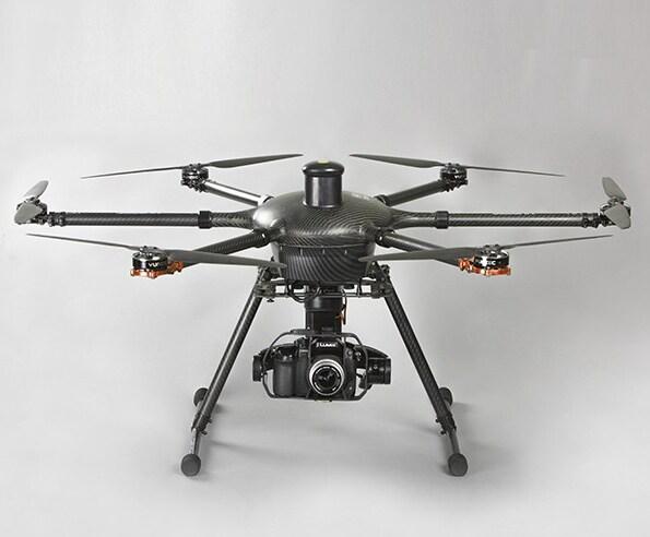 Yuneec Tornado H920: drone comandabile con Android… che costa 5.000$! (video)