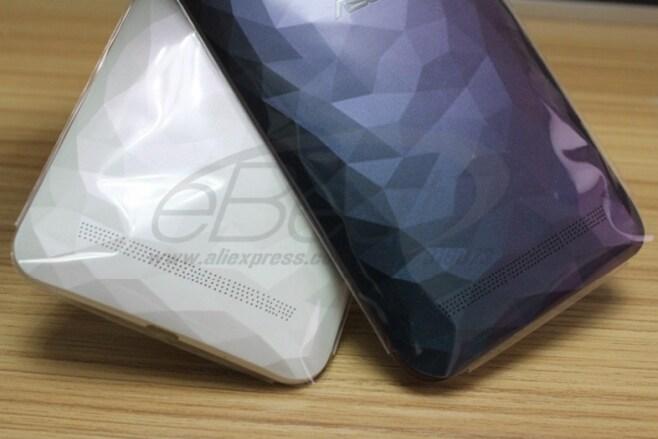 ASUS ZenFone 2 Deluxe Back Cover - 1