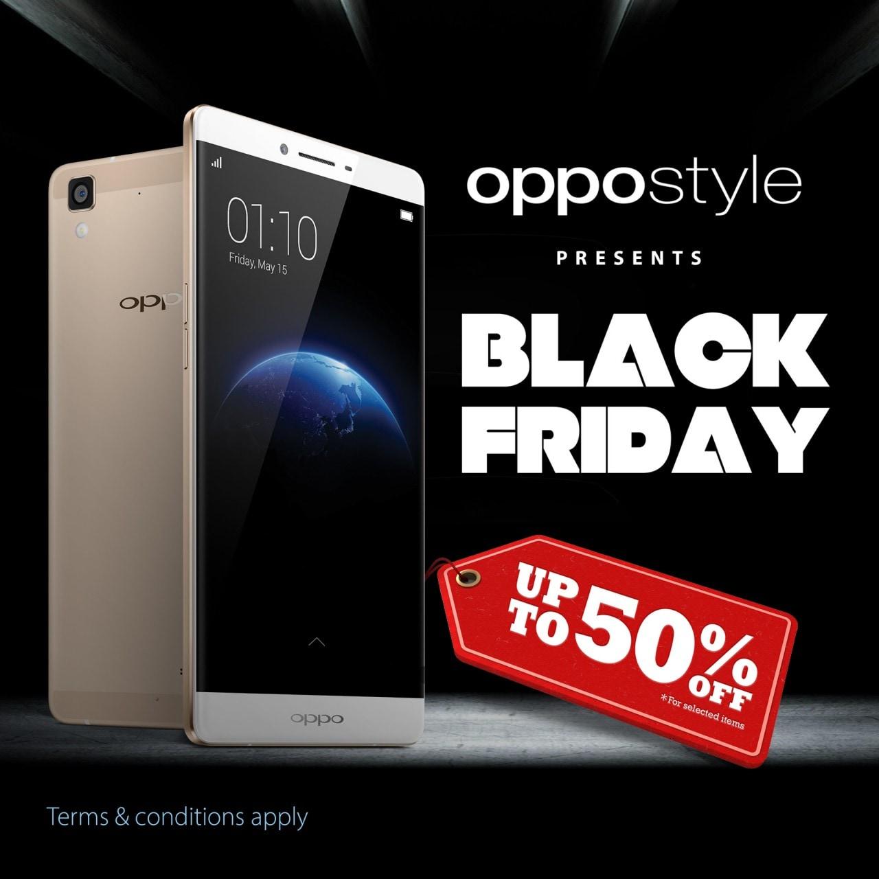 Black Friday Oppo