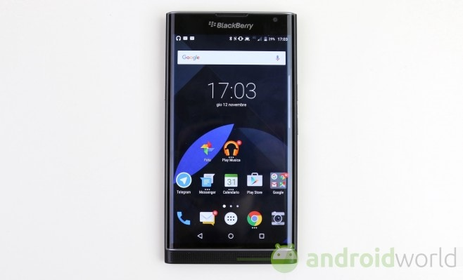 BlackBerry Priv - 1