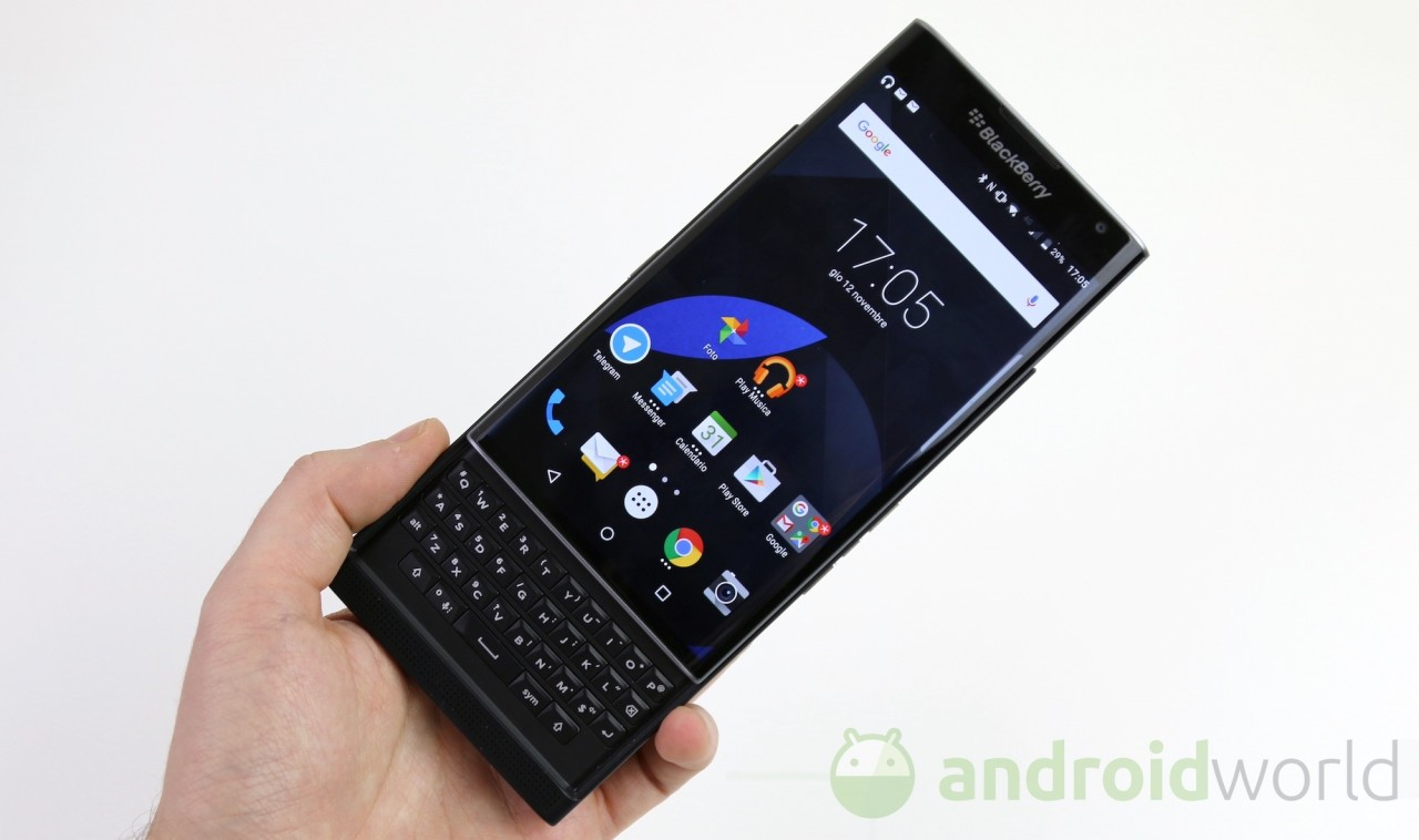 BlackBerry Priv - 10