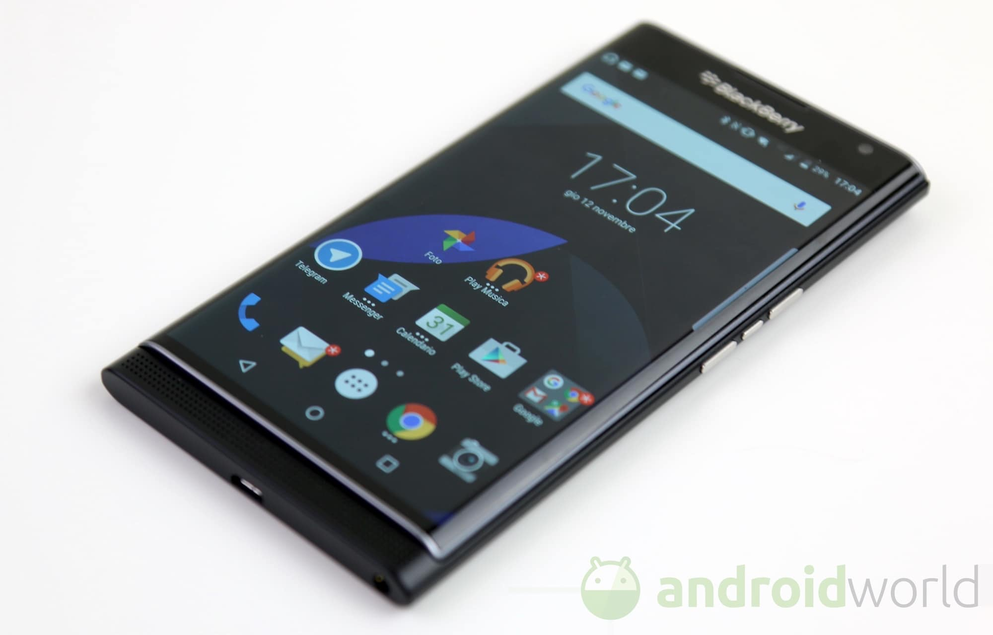 BlackBerry Priv – 3