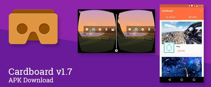 Cardboard 1.7 ha un nuovo video introduttivo e gli screenshot in photo sphere (foto)