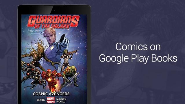 Google Play Libri diventa a misura di fumetto e ve ne regala alcuni! (foto)