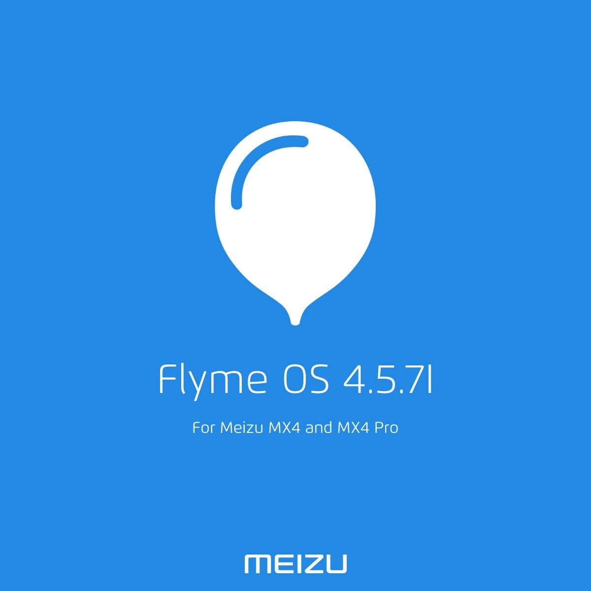 Flyme 4.5.7I