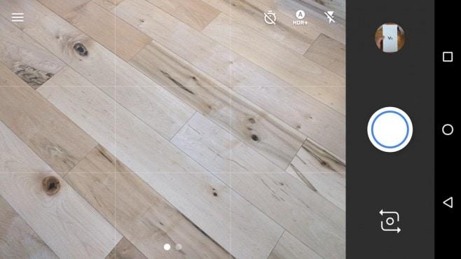 Google Fotocamera 3.1 1