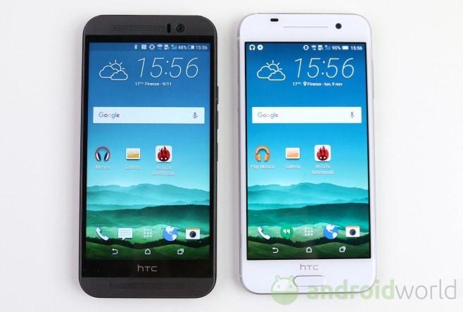 HTC One A9 - M9 - 1