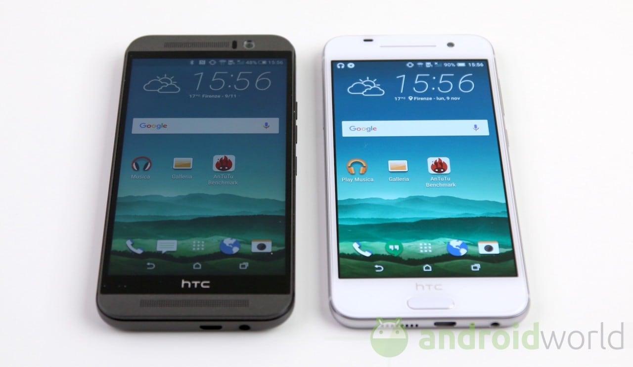 HTC One A9 - M9 - 2