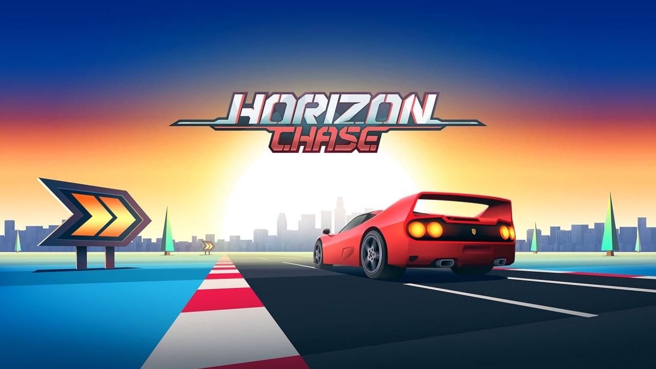 Horizon Chase Copertina