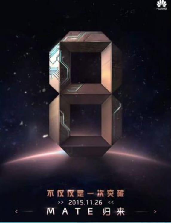 Huawei Mate 8 – 1