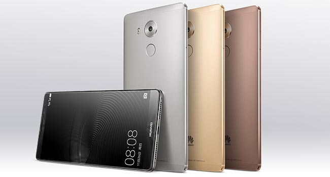 Huawei Mate 8 Leaked – 2