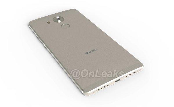 Huawei Mate 8 - retro OnLeaks