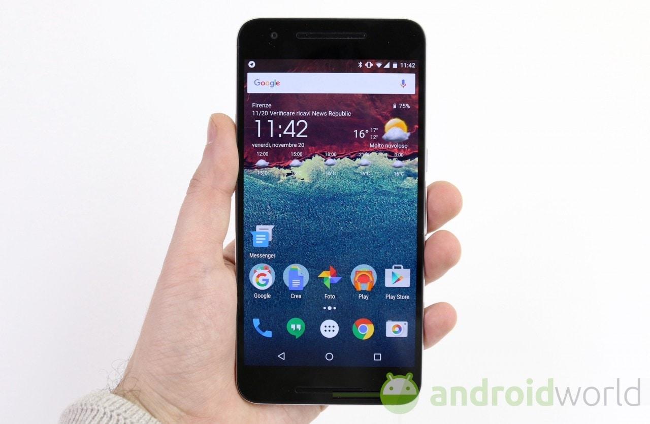 Huawei Nexus 6P - 11