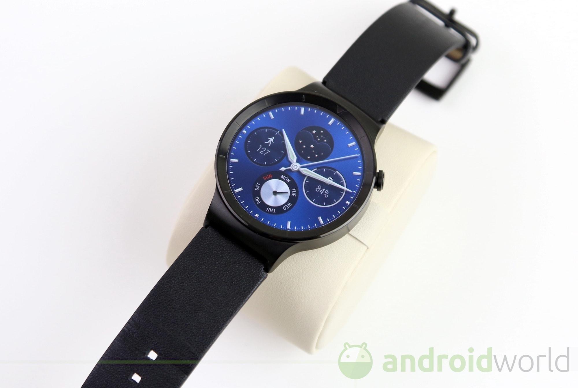 Sconto pari a 100 euro per Huawei Watch sul Google Store