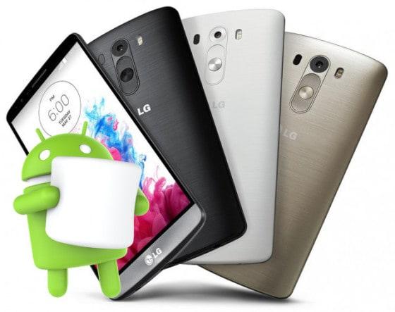 Volete Marshmallow sul vostro LG G3? Ecco il KDZ completo da installare!