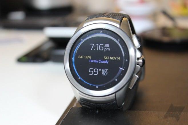 LG Watch Urbane LTE - 8