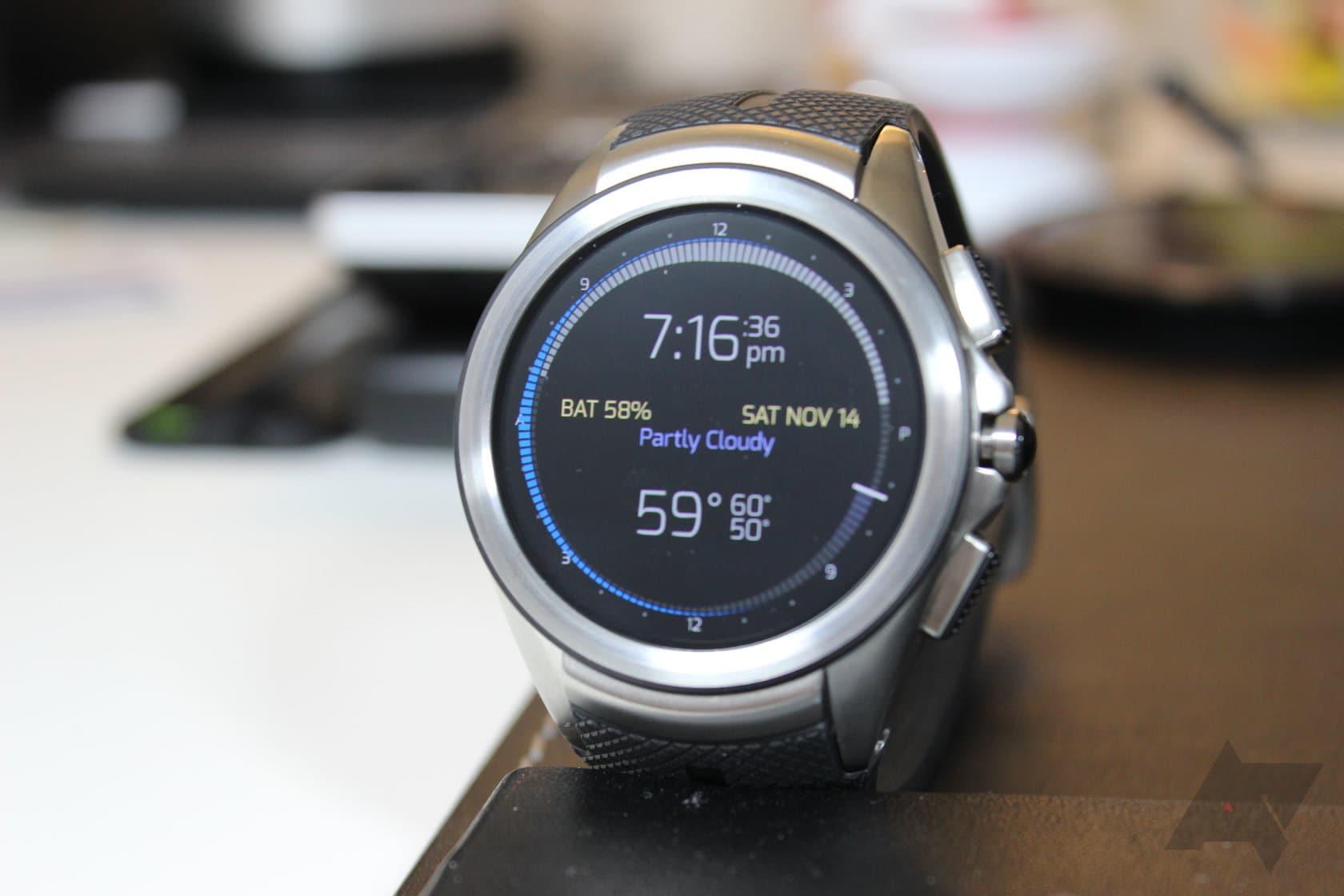 LG Watch Urbane LTE – 8