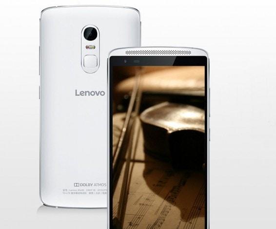 Lenovo Vibe X3 press