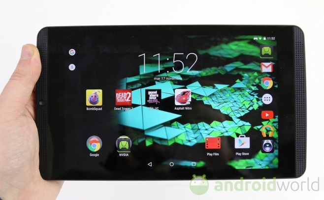 NVIDIA Shield Tablet K1 - 7