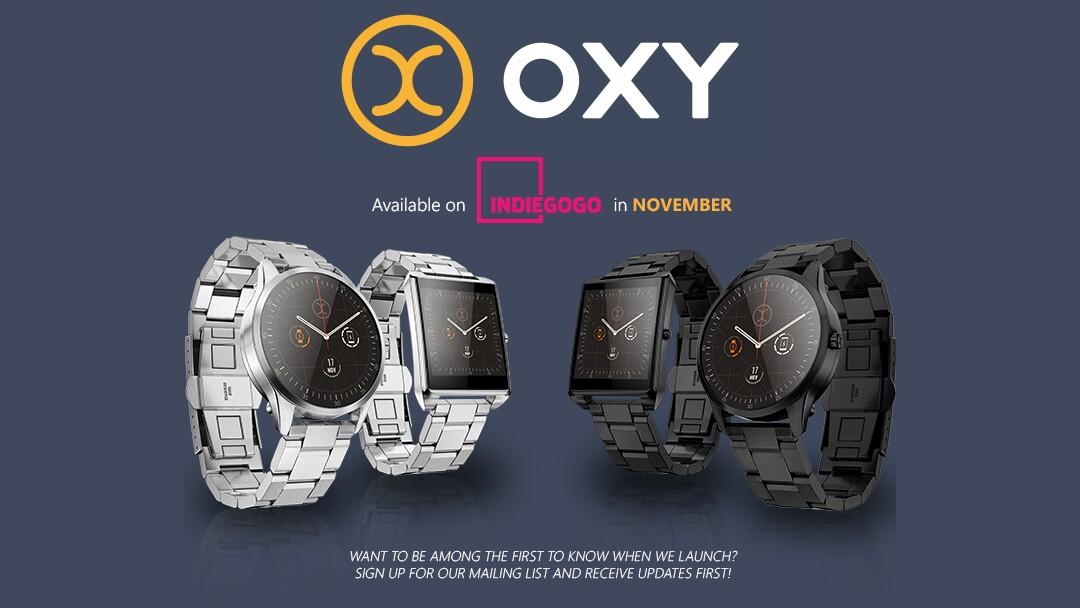OXY Smartwatch - 21