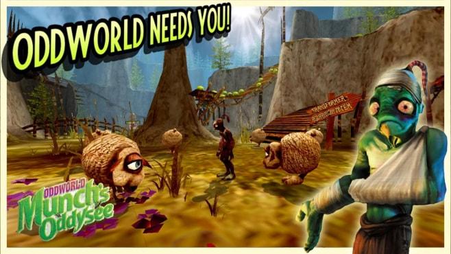 Oddworld Munch's Oddysee - 4