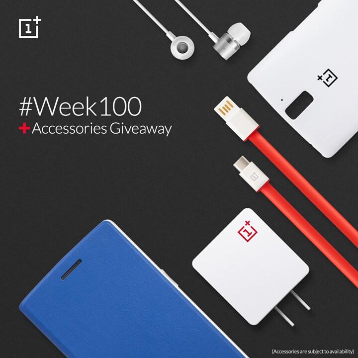 OnePlus #Week100