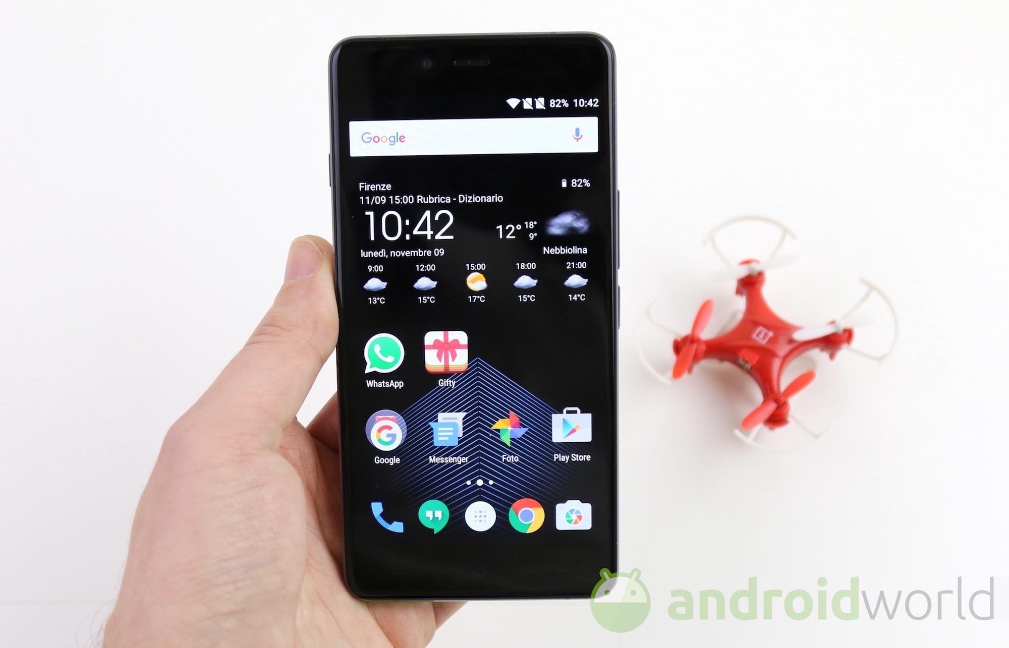 OnePlus X si aggiorna, preparandosi a ricevere Marshmallow