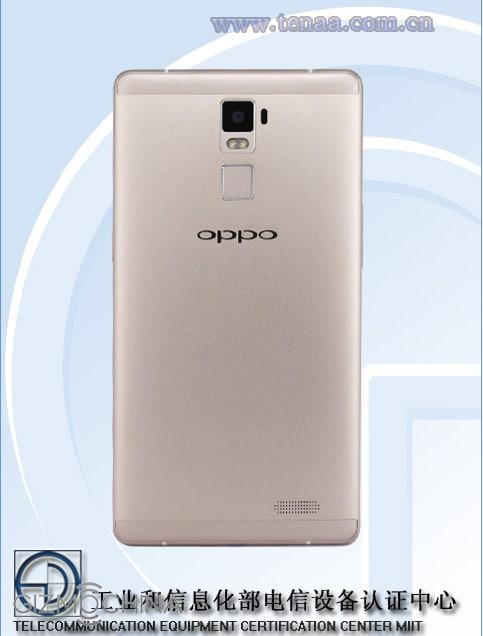 Oppo R7s Plus TENAA 2
