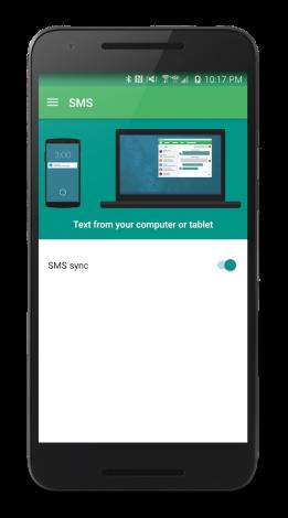 Pushbullet - sincronizzazione SMS - 2