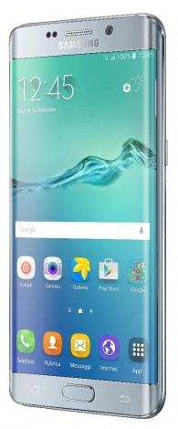 Samsung Galaxy S6 edge plus Titanium Silver - 1