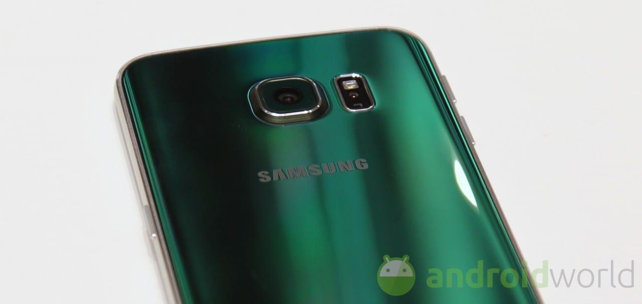 Samsung Galaxy S6 e S6 edge Vodafone si aggiornano a Nougat in Italia