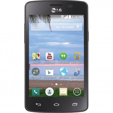Smartphone android 10 dollari LG - 6