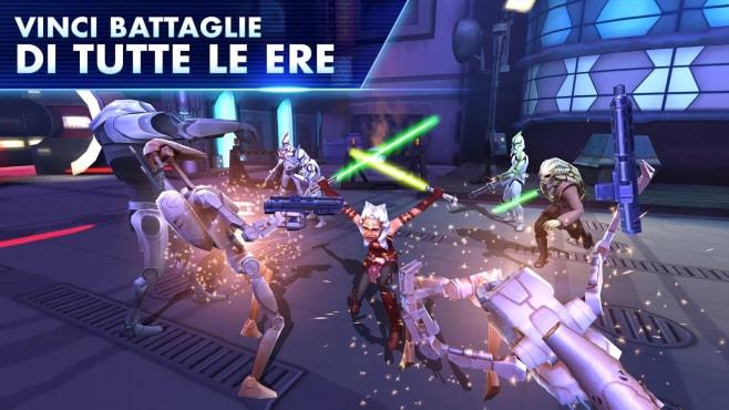 Star Wars Galaxy of Heroes - 2