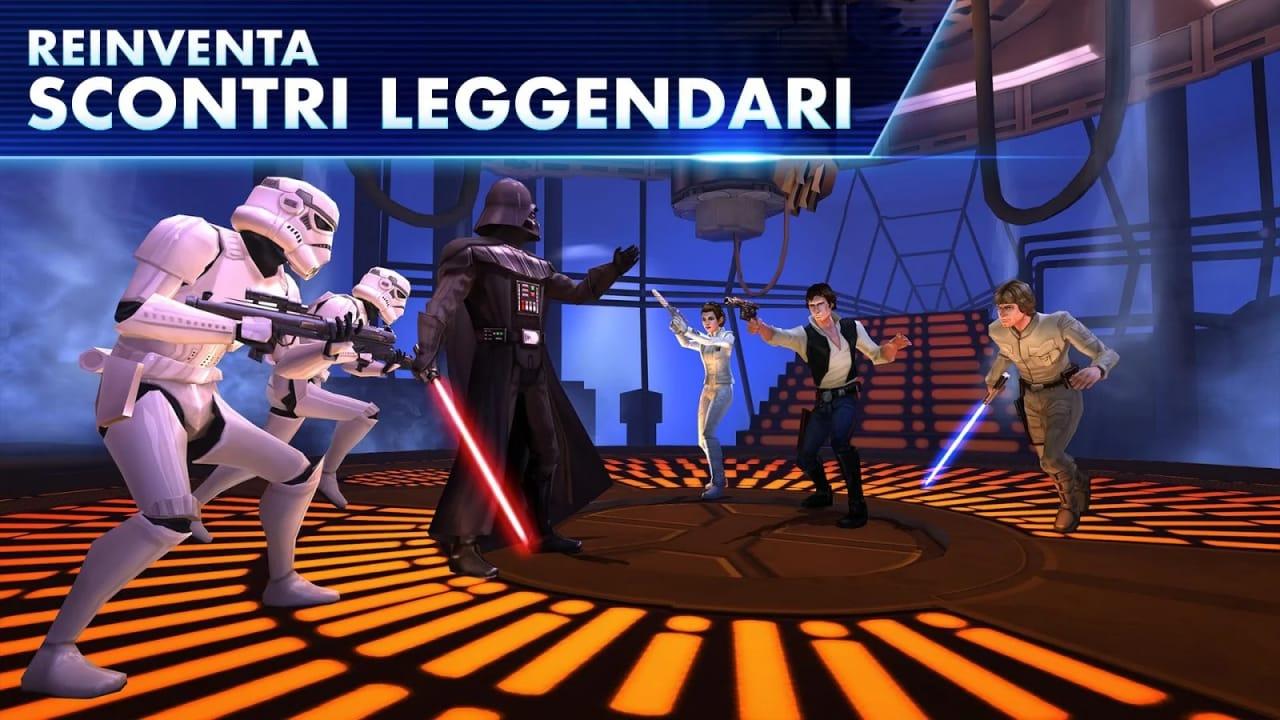 Star Wars Galaxy of Heroes - 5