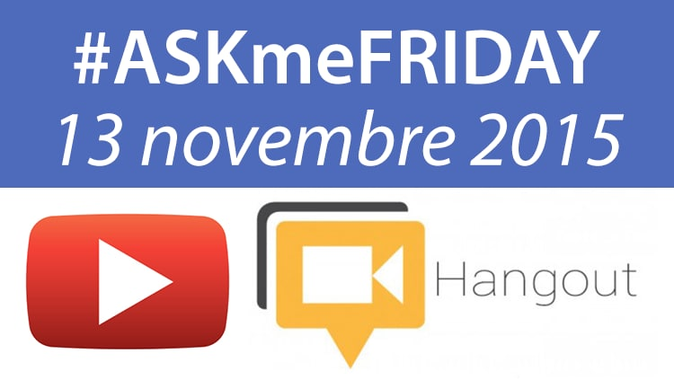 askmefriday 13 novembre