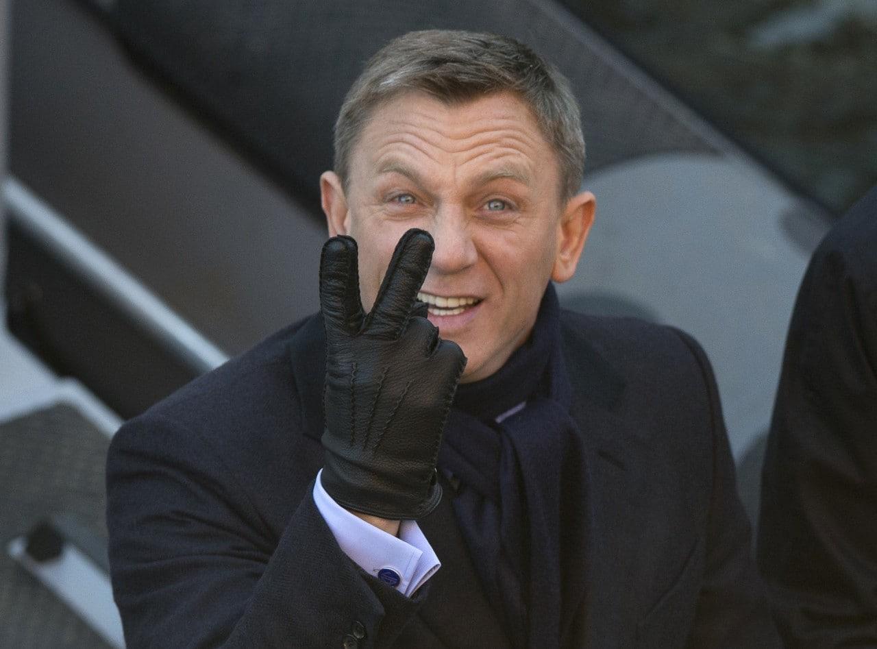 Samsung e Sony non sono abbastanza per lo 007 Daniel Craig