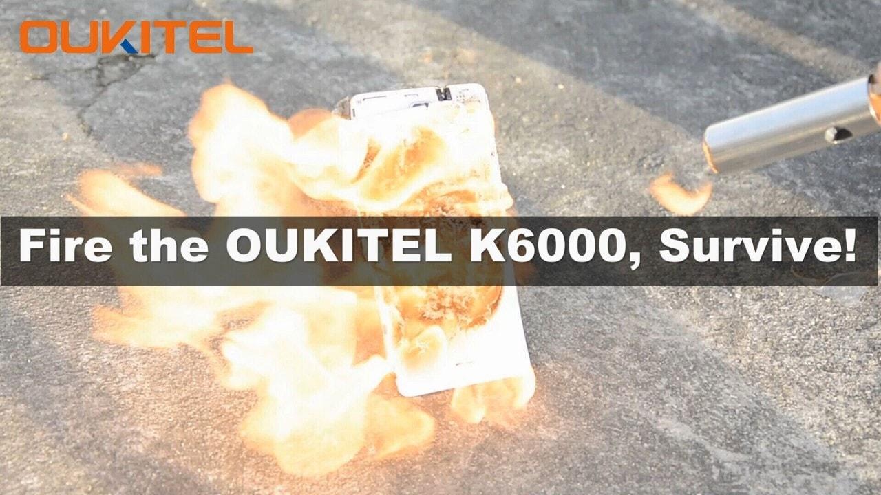 fire the K6000