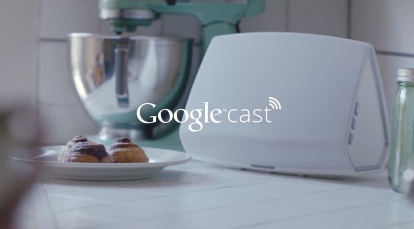 Google Cast API aggiornate col supporto 4K e altro