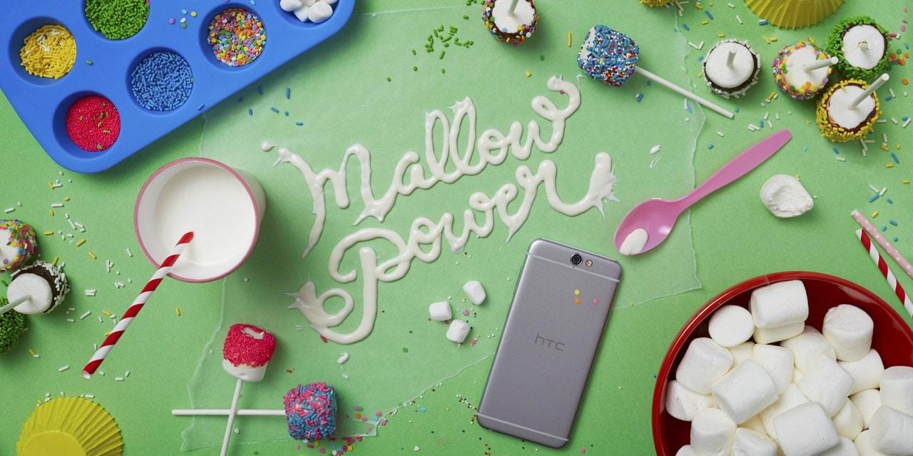 Novità per la Nav Bar di HTC One A9 e a breve Marshmallow per One M8 (foto)