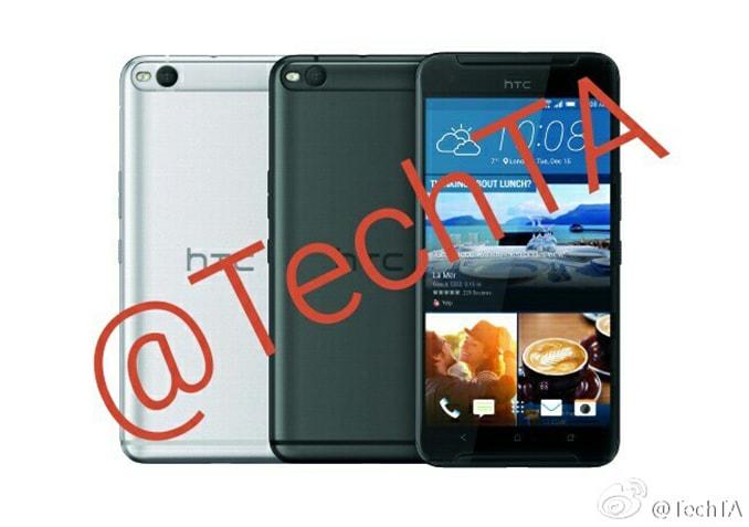 HTC One X9 si mostra da diverse angolature grazie a TENAA (foto)
