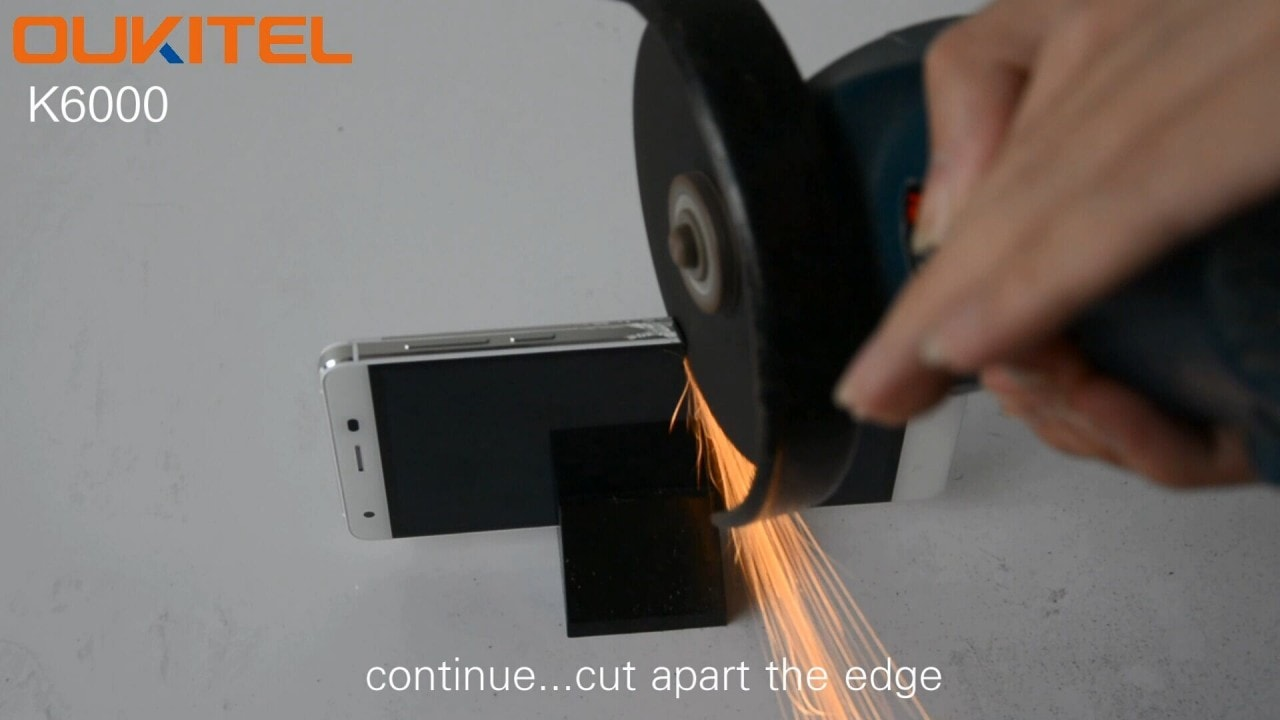 oukitel k6000 flessibile