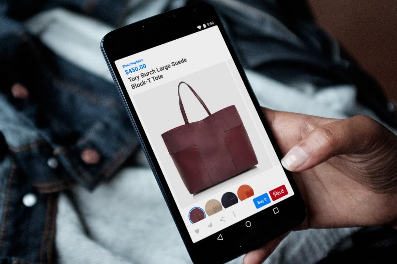 Pinterest lancia i pin per lo shopping negli Stati Uniti