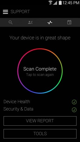 samsung diagnostica app 1
