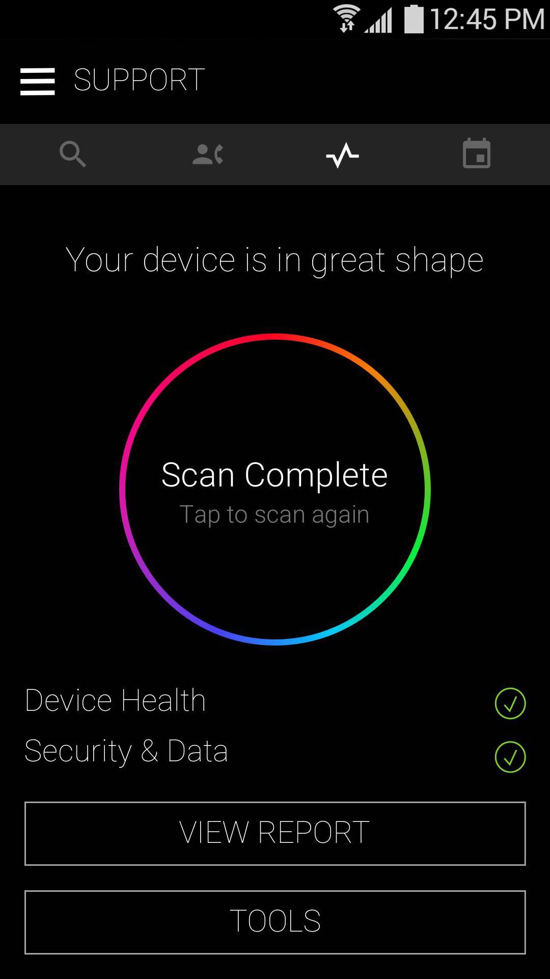 samsung diagnostica app 1